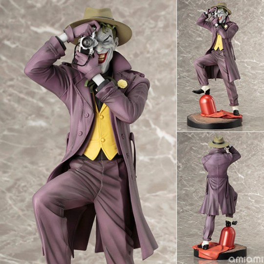 Batman The Killing Joke ARTFX Statue 1/6 The Joker 2nd Edition 31 cm