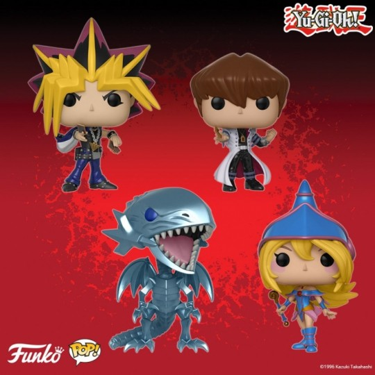 Yu-Gi-Oh! POP! Animation Vinyl Figure 9 cm