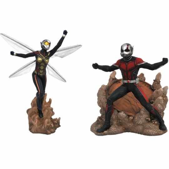 Ant-Man and The Wasp Marvel Movie Gallery PVC Statue The Wasp / Ant-Man 23 cm