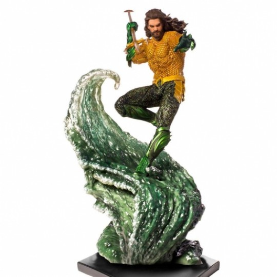 Aquaman Battle Diorama Series Art Scale Statue 1/10 Aquaman 30 cm
