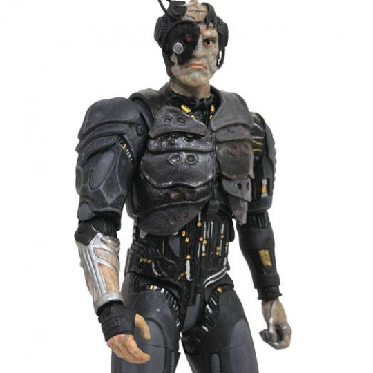 Star Trek Select Action Figure Borg (Star Trek: The Next Generation) 18 cm