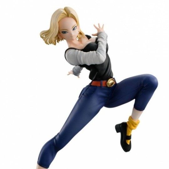 Dragon Ball Gals PVC Statue Android 18 Ver. IV 20 cm