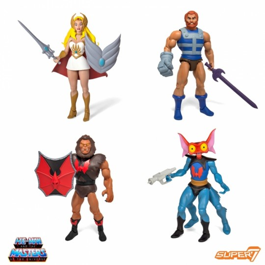 Masters of the Universe Classics Action Figures Club Grayskull Wave 3 18 cm