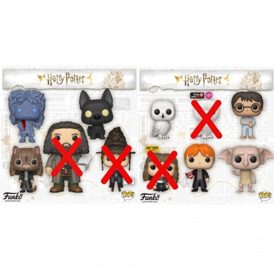 Harry Potter POP! Movies Vinyl Figure 9 cm