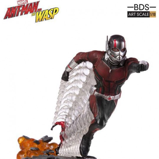 Ant-Man & the Wasp Battle Diorama Series Art Scale Statue 1/10 Ant-Man 18 cm