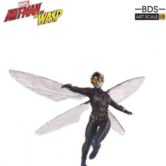 Ant-Man & the Wasp Battle Diorama Series Art Scale Statue 1/10 Wasp 25 cm