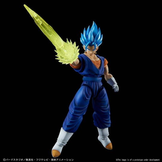Dragon Ball Super Figure Rise Super Saiyan God SS Vegetto 15 cm