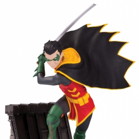 Bat-Family Multi-Part Statue Robin 15 cm (Part 3 of 5)