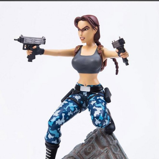 Tomb Raider III Statue 1/6 Lara Croft Regular Version 30 cm