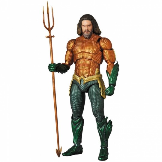 Aquaman Movie MAFEX Action Figure Aquaman 16 cm