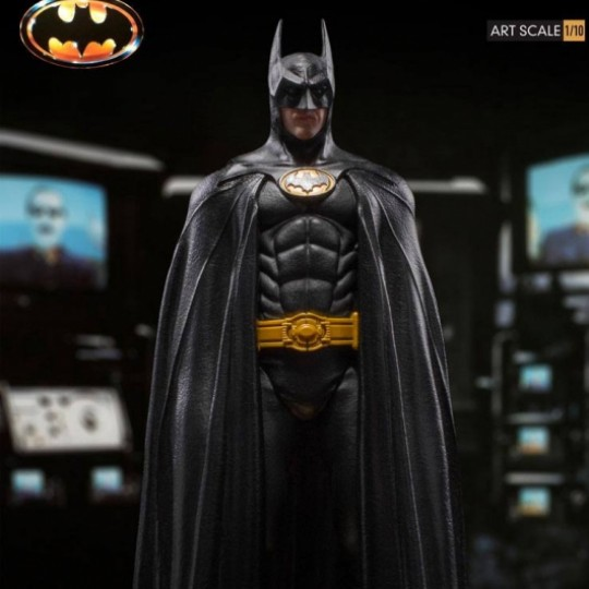 Batman 1989 Movie Art Scale Statue 1/10 Batman 22 cm