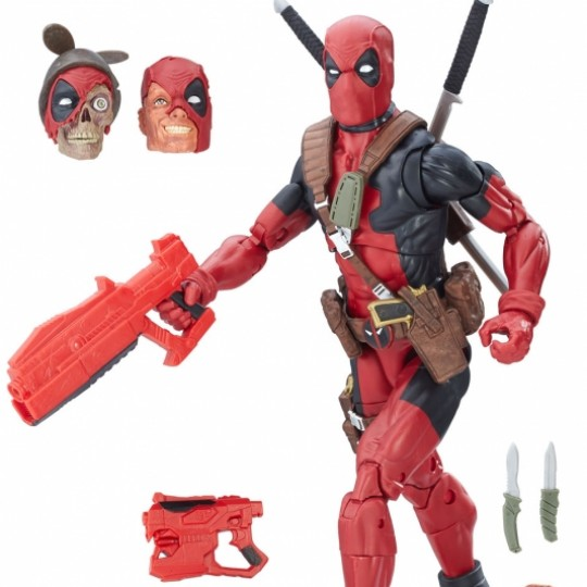 Marvel Legends Series Action Figure 2017 Deadpool 30 cm