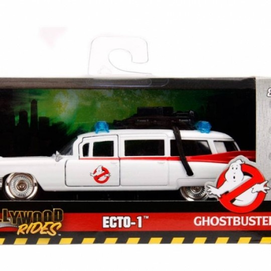 Ghostbusters Diecast Model 1/32 1959 Cadillac Ecto-1 13 cm