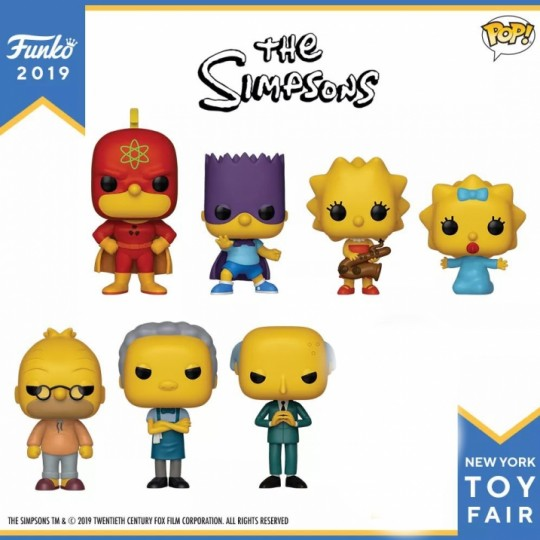 Simpsons POP! TV Vinyl Figure 9 cm