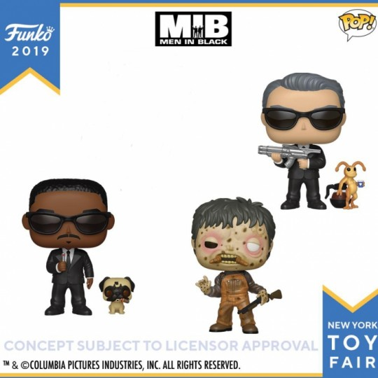 Men in Black POP! Movies Vinyl Figure 9 cm