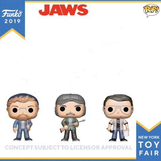 Jaws POP! Movies Vinyl Figure 9 cm