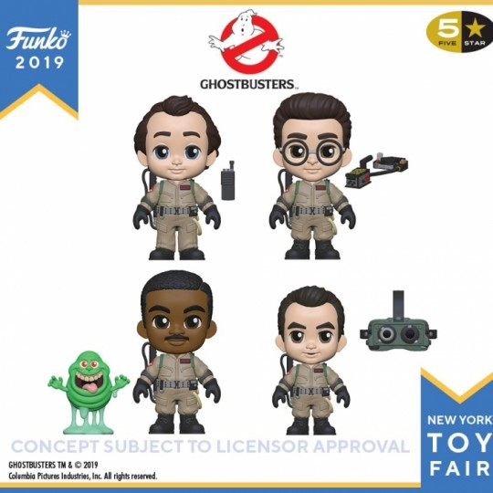 Ghostbusters 5-Star Action Figure 8 cm