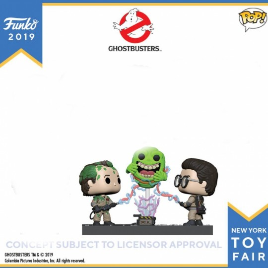 Ghostbusters POP! Movie Moments Vinyl Figures 2-Pack Banquet Room 9 cm