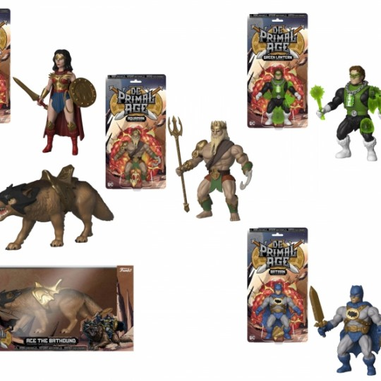 DC Primal Age Action Figure Heroes 13 cm