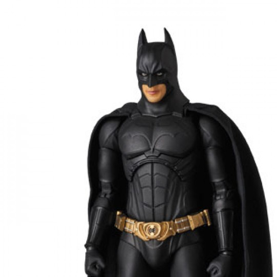 Batman Begins MAFEX Action Figure Batman Begins Suit 16 cm