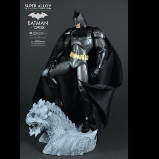 BATMAN 1/6 COLLECTABLE FIGURE BATMAN SUPER ALLOY BY JIM LEE 30 cm