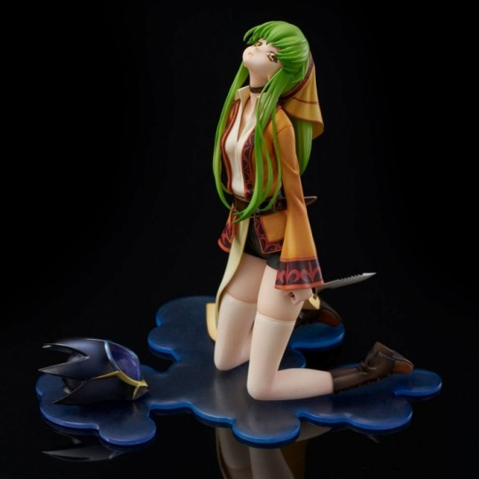 Code Geass Lelouch of the Resurrection PVC Statue C.C. 16 cm