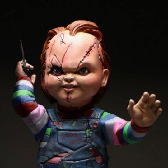 Child's Play Action Figure Chucky 13 cm