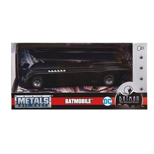 Batman The Animated Series Diecast Model 1/32 Batmobile 13 cm