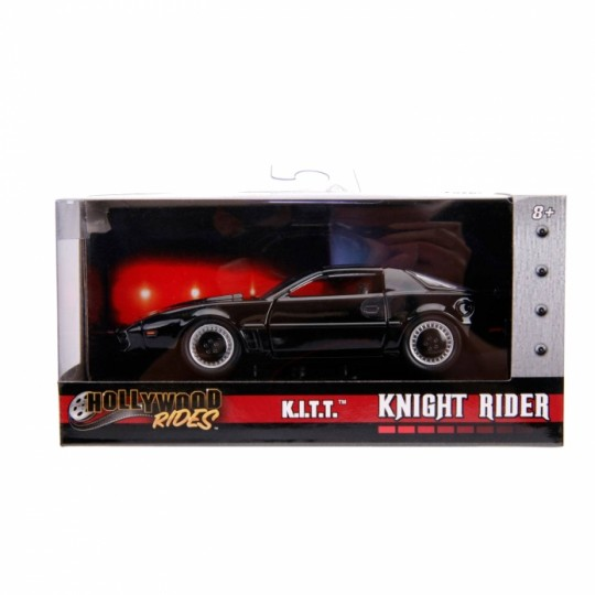 Knight Rider Diecast Model 1/32 K.I.T.T. 13 cm