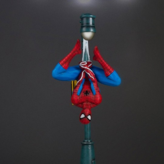 Marvel Comics Collectors Gallery Statue 1/8 Spider-Man 35 cm