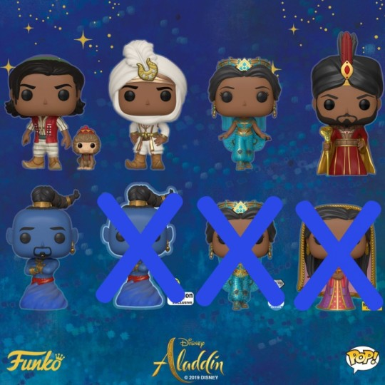 Aladdin POP! Disney Vinyl Figure 9 cm