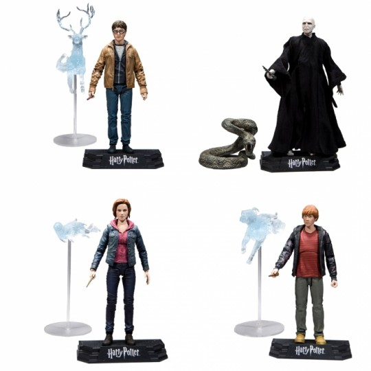 Harry Potter and the Deathly Hallows - Part 2 Action Figure 18 cm