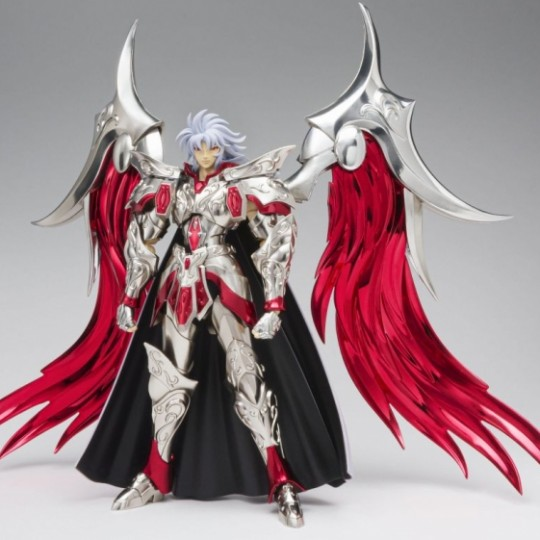 Saint Seiya Saintia Sho Myth Cloth Action Figure War God Ares 18 cm