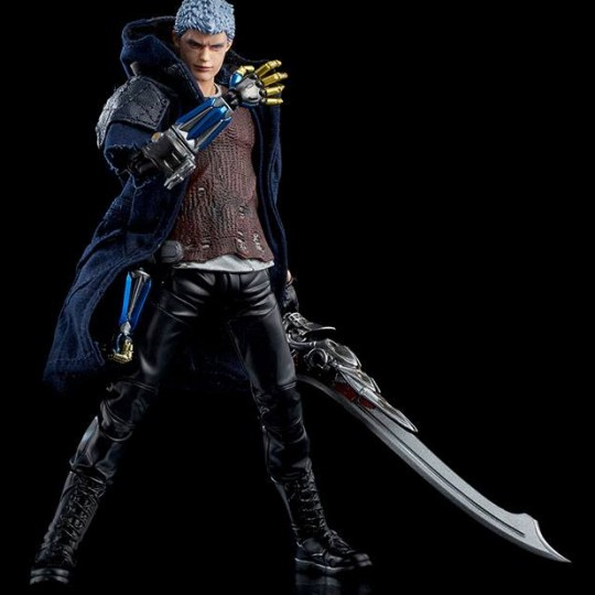 Devil May Cry 5 Action Figure 1/12 Nero 16 cm