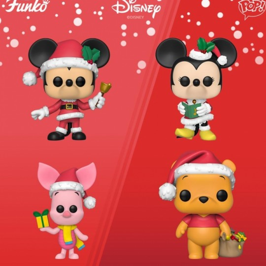 Disney Holiday POP! Disney Vinyl Figure 9 cm