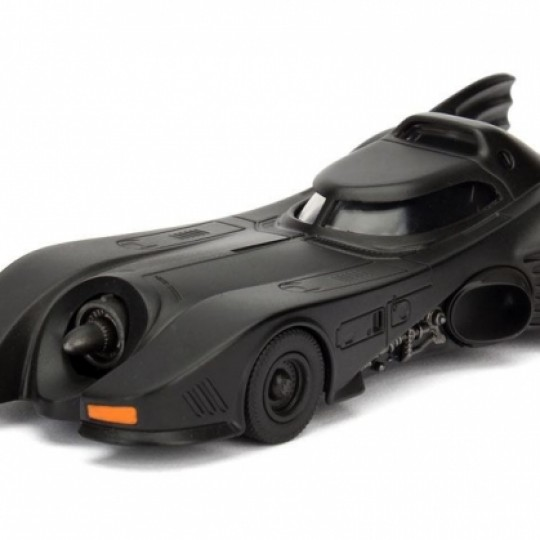 Batman Diecast Model Metals 1/32 1989 Batmobile 13 cm