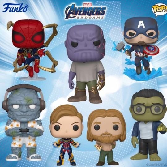Avengers: Endgame POP! Movies Vinyl Figure 9 cm