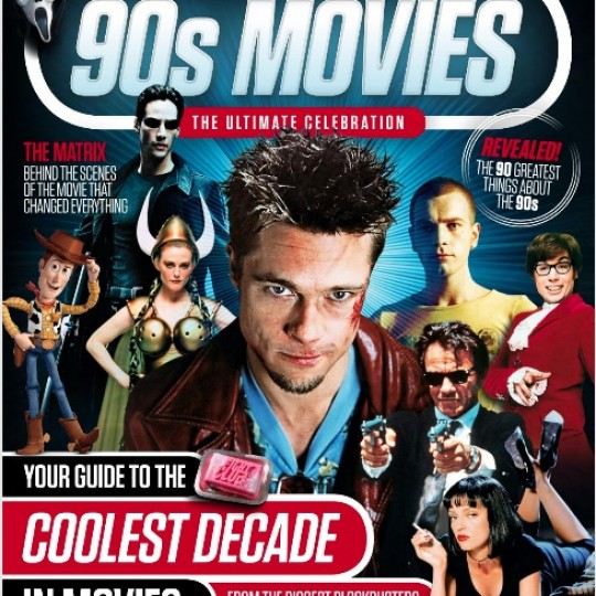 90s Movies The Ultimate Celebration Magazine