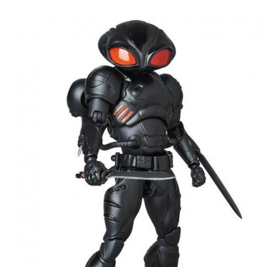 Aquaman MAFEX Action Figure Black Manta 16 cm