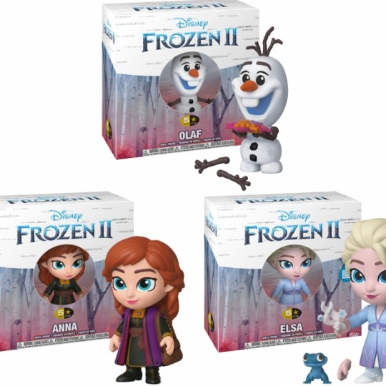 Frozen II 5-Star Action Figure 8 cm