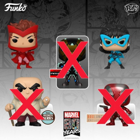 Marvel 80th POP! Heroes Vinyl Figure  1st Appearance  9 cm