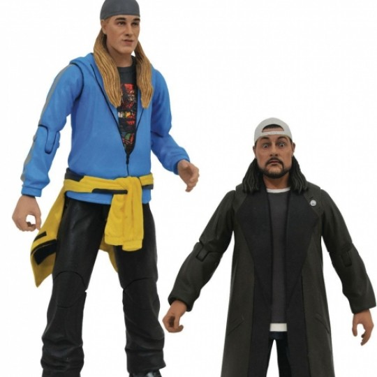 Jay and Silent Bob Reboot Select Action Figures 18 cm