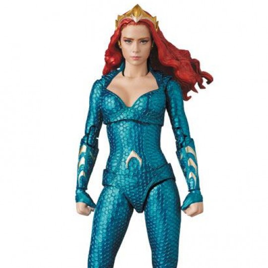 Aquaman MAFEX Action Figure Mera 16 cm