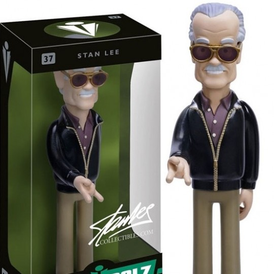 Marvel Comics Figure Vinyl Sugar Idolz Stan Lee 20cm