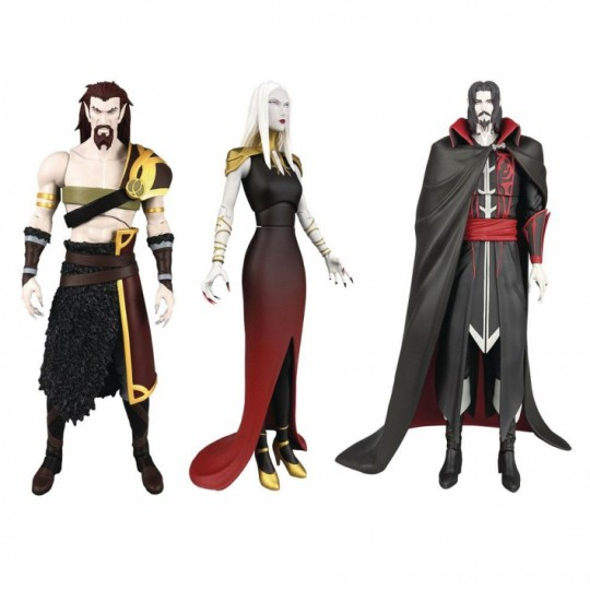 Castlevania Select Action Figures 18 cm Series 2