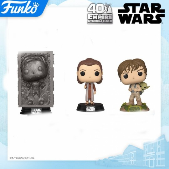 Star Wars POP! Movies Vinyl Figure 9 cm