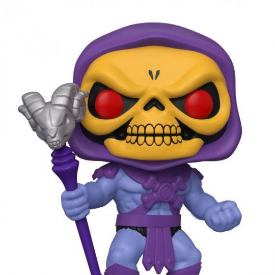 Masters of the Universe Super Sized POP! Animation Vinyl Figure Skeletor 25 cm
