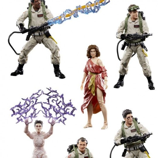 Ghostbusters Plasma Series Action Figures 15 cm 2020 Wave 1