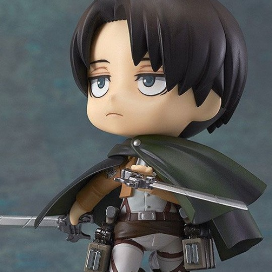 Attack on Titan Nendoroid Action Figure Levi 10 cm