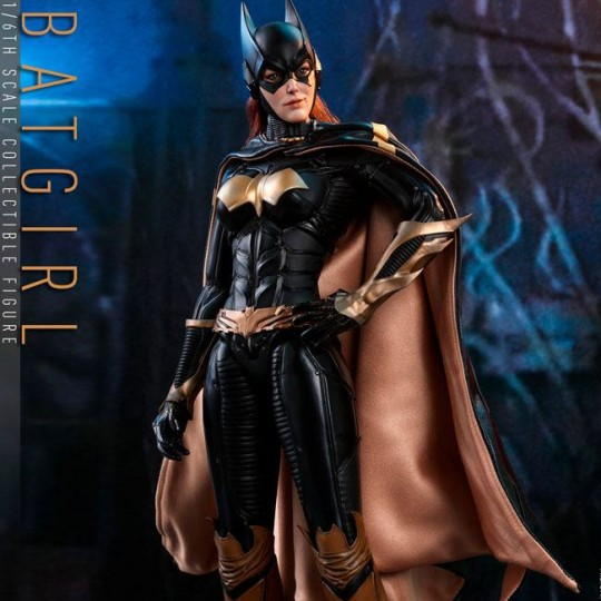 Batman Hot Toys Arkham Knight Videogame Masterpiece Action Figure 1/6 Batgirl 30 cm
